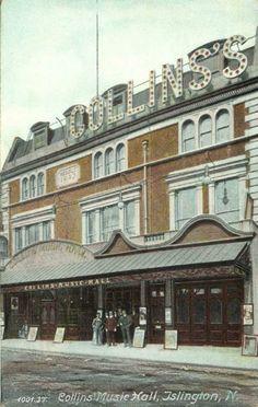 Collins Music Hall, Islington