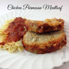 Chicken Parm Meatloaf