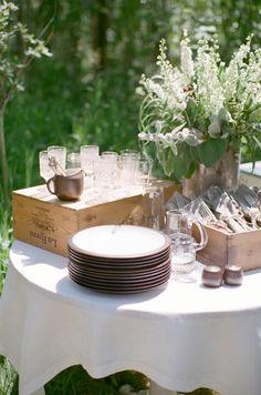 orientalische ServiettenringeTischdekoration gedeckter Tisch Deko Tischschmuck