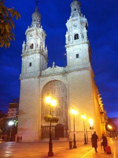 Logrono, Spain.