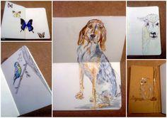 I ♥ to draw animals