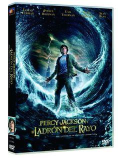 DVD: Percy Jackson y el ladrón el rayo