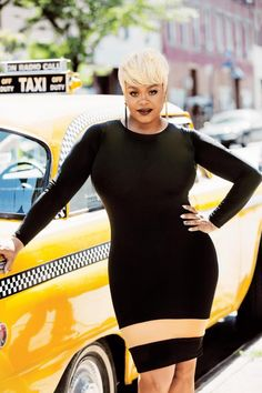 Jill Scott looks amazing! Love this look on her