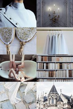 """Wizarding Schools Aesthetic 