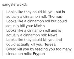this^^^ yet another reason I love Teresa and omw Frypan dying LOL