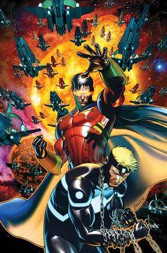 X-Men by Brandon Peterson