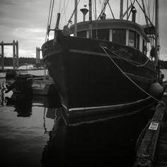 Fishing boat- by Tamara Slager
