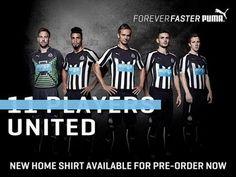 Camiseta Newcastle United 1 Equipacion 2014-2015