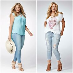 Love these looks for spring. Via @torrid :)