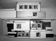 Polaroid Shoeboxes
