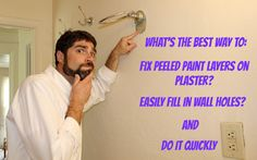 Plaster Wall Fixes with Patch Plus Primer: Easy, Quick, and Affordable