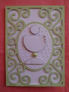 First Communion card / Card prima Comunione