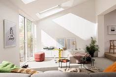 INTERIOR TIPS   How to make your living room look bigger