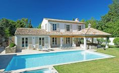 Charming and tastefully furnished villa in Les Salins