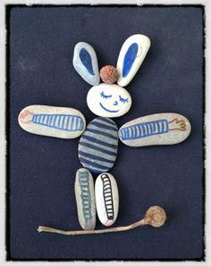 Hello June: Petits cailloux  little stones