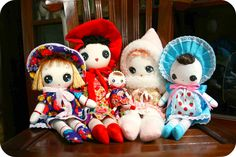 My Bunka Dolls   by ggmossgirl