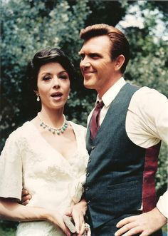"""""""the man who never was"""" - robert lansing and dana wynter"""