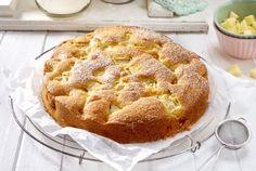 Einfacher Apfelkuchen Rezept | LECKER