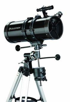 Amazon.com: Celestron 127EQ PowerSeeker Telescope: Camera & Photo