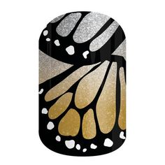 Butterfly Fantasy Jamberry Nail Wraps by BeadCaveMk3 on Etsy