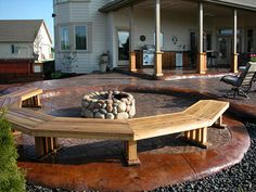 Backyard Landscaping Ideas-The Process of Building a Patio