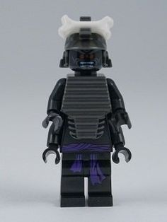 Lego Ninjago Lord Garmadon Minifigure (not in original packaging) by Lego. $19.59. Choking Hazard for Children 3 and Under; New - Lego Ninjago 4- Armed Lord Garmadon Minifigure (Loose); Loose Minifigure - Removed from a LEGO set; Approx 2 Inches Tall. Includes Minifigure - no weapons included; Brand new minifigure ships immediately