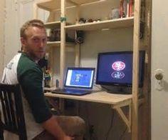 Ivar as desk