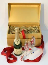Подарочная упаковка | Пчёлкин / gift packaging for champaign