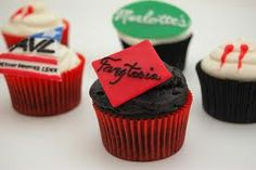 Trueblood cupcakes... I want these one day #fatgirlprobs lol