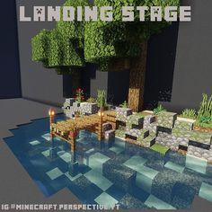 Minecraft Interior Design, Minecraft House Designs, Minecraft Architecture, Cool Minecraft Houses, Minecraft Creations, Minecraft Stuff, Minecraft Buildings, Minecraft Plans, Minecraft Tutorial