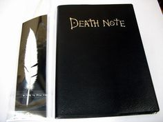 Death Note Book and ballpen Sets DNBK4062 | 123COSPLAY | Anime Merchandise Shop Free Shipping From China | Anime Wholesale