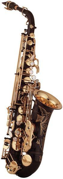 Yanagisawa A991B Alto Saxophone - Black Lacquer