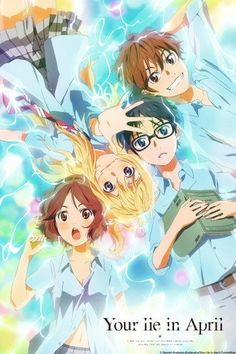 Your lie in April main image