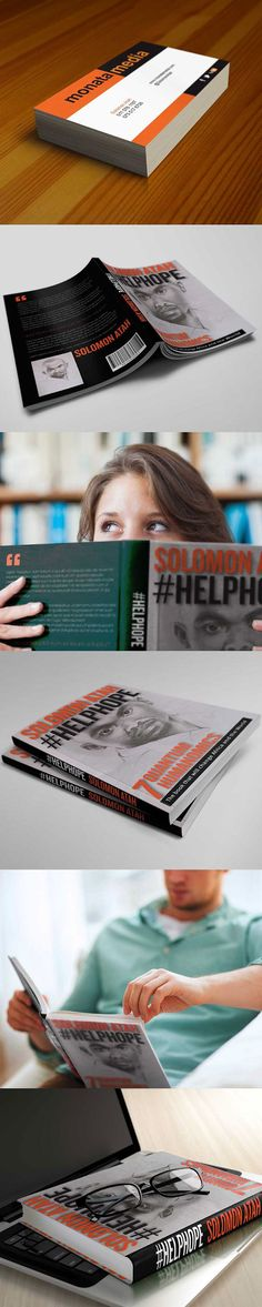 Solomon Atah | Book Cover on Behance Solomon, Behance, Business, Cover, Books, Cards, Life, Design, Libros