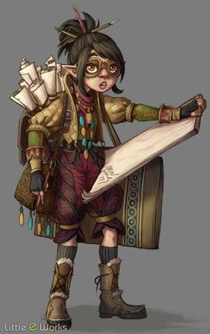 Tagged with art, drawings, fantasy, roleplay, dungeons and dragons; Dungeons & Dragons: Halflings and gnomes II (inspirational) Character Design Cartoon, Fantasy Character Design, Character Creation, Character Drawing, Character Design Inspiration, Character Concept, Dungeons And Dragons Characters, Dnd Characters, Fantasy Characters