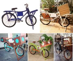 It would seem that bikes that can cost upwards of two or three thousand dollars would include more information about mountain bike repair than a few pages in booklet form. Food Truck, Bicycle Cart, Mobile Food Cart, Bike Food, Candy Stand, Food Park, Pink Bike, Motorised Bike, Butterfly Cakes