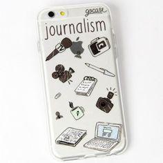 Cellphone case Journalism https://womenslittletips.blogspot.com http://amzn.to/2lkg9Ua