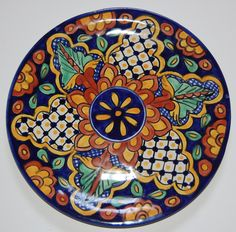 Jacaranda - traditional Mexican designs  WOuld be fantastic to have Garden Court use these for breakfast!