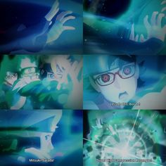 Boruto; Naruto Next Generation Episode 175 Sarada Uchiha, Naruto Shippuden Sasuke, Sasunaru, Number 7, Teen Titans Go, Team 7, Attack On Titan, Oc, Movie Posters