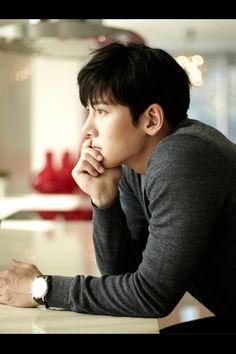 For KWave No. 48 ❤❤ 지 창 욱 Ji Chang Wook ♡♡ that handsome and sexy look . Park Hyun Sik, Park Hae Jin, Park Seo Joon, Korean Star, Korean Men, Asian Actors, Korean Actors, Korean Dramas, Ji Chang Wook Photoshoot