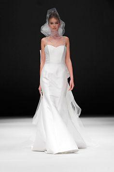 Badgley Mischka Spring 2015 Bridal Collection