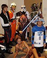 homemade star wars costumes