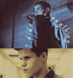 Ethan on Teen Wolf`~ played by Charlie Carver<3