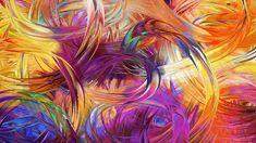 Finger Painting Art Ultra HD Desktop Background Wallpaper for UHD TV : Widescreen & UltraWide Desktop & Laptop : Tablet : Smartphone Finger Paint Art, Finger Painting, Painting Art, Art Paintings, Finger Art, Modern Paintings, Classic Paintings, Design Poster, Art Design