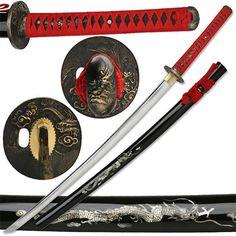 japanese sword engraving | True Swords