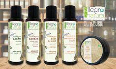 Li avevate chiesti e noi li abbiamo prodotti! Ecco i nostri Oli per il corpo Biologici! E...anche il Burro di Karité bio! Organic body oils and Shea butter! www.allegronatura.it www.allegronaturashop.it #karite #organicoil #oliodilino #argan #arganoil #almondoil #baobab #baobaboil #sheabutter #bio #organic #eataly #vegan #aiab #oil #biocosmetics #madeinitaly #biobeauty #beauty #allegronatura #cosmetici #biocosmesi #eataly #oliodimandorla #piemonte #torino