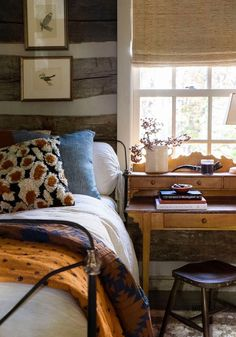 Ironstone & Indigo — Sewanee Cabin Tammy Connor & James F Carter