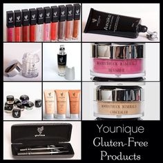 Gluten Fee products www.youniqueproducts.com/RICHELESCHULTZ