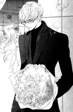 K-sensei No Yaban Na Renai - yaoi Manga Anime, Anime Couples Manga, Manhwa Manga, Male Character, Romantic Manga, Manga List, Creepy, Manga Couple, Handsome Anime Guys