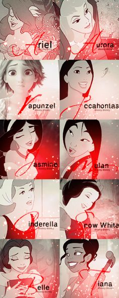 Who is your favorite Princess?